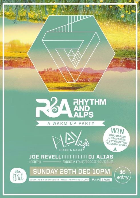 R&A Warm Up Party @ The Find ft. The PLAY DJS