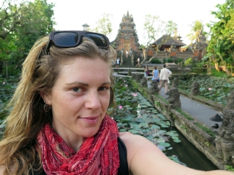 Pura Taman Saraswati (Goddess Temple)