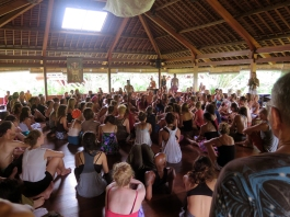 Estatic Dance (After) bliss - Yoga Barn