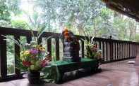 Shrine - Ananda Retreat