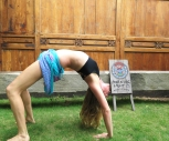 Urdhva Dhanurasana - Morning Light Yoga