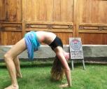 Urdhva Dhanurasana - Morning Light Yoga
