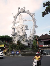 Statue - Ubud